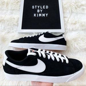 Nike Blazer Low Suede Sneakers Shoes Premium